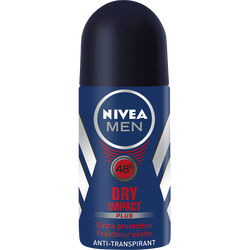 Déodorant Dry Impact Men NIVEA, 50ml