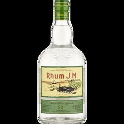 Rhum blanc agricole AOC de Martinique JM, 50°, 1l