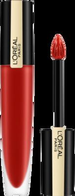 Encre à lèvres rouge signature 115 L'OREAL PARIS, blister
