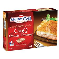 CROQ FROMAGE POULET