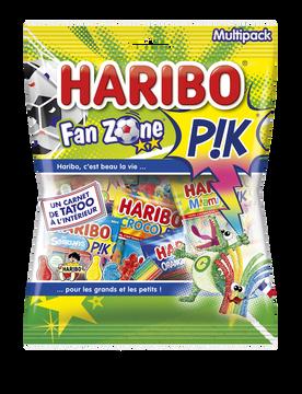 Haribo Dragibus Haribo, Sachet Multipack De 250g