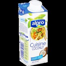Brique à base de coco pour cuisiner ALPRO, 250ml