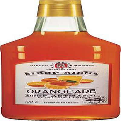 Sirop d'orangeade Rieme, 1l