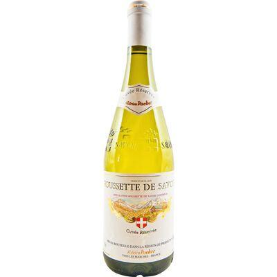 Vin blanc de Savoie Rousette AOC CUVEE RESERVEE, 75cl
