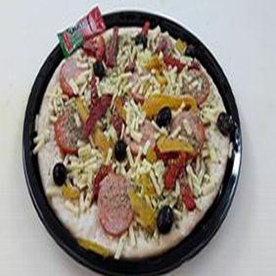 """Pizza Catalane """"Préparée sur place"""" 600 g"""
