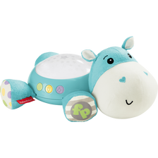 Hippo douce nuit FISHER PRICE bleu