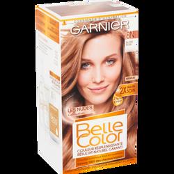 Coloration nude blond 8N BELLE COLOR