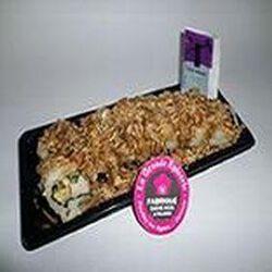 Fresh crunch surimi