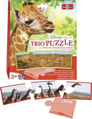 Trio puzzle DISNEY nature