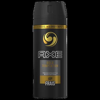 Déodorant gold Temptation AXE, spray 150ml