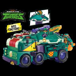 "Camion combats""turtle tank""TMNT"