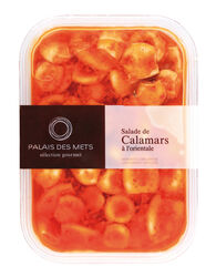 SALADE CALAMARS A L'ORIENTALE 200G - PALAIS DES METS
