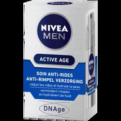 Crème de jour anti âge pour homme DNAge NIVEA FOR MEN, 50ml