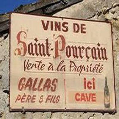 Domaine Gallas Saint Pourçain Rosé AOC 750ml
