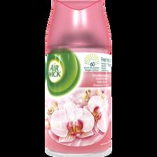 Recharge pour diffuseur Freshmatic orchidée sauvage et soie précieuse,AIR WICK, 250ml