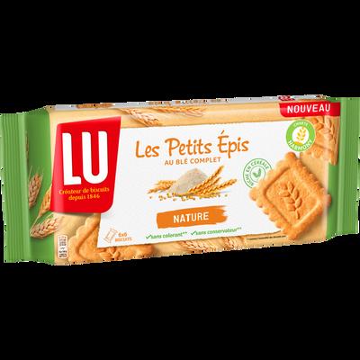 Biscuits les petits épis nature LU, 400g