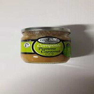 Comptée Pomme Caramel Les 4 Saisons 420g