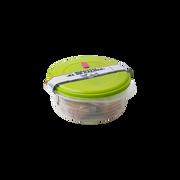 El de Caldes Madeleine Espagnole Boîte Tupperware Ronde El De Caldes, 420g