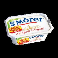 Spécialité fromagère pasteurisé ST MORET, nature 17,8% de MG, 400g