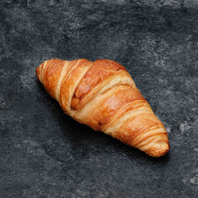 Croissant, 2 pièces, 80g