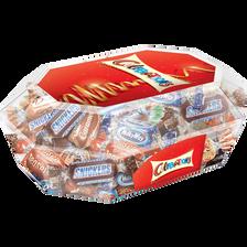 Célébrations Assortiment Chocolat Au Lait , Boîte Diamant De 288g