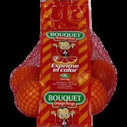 Orange Sanguinelli, calibre 9/10, catégorie 1, Espagne, filet 1kg