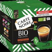 Carte Noire Café Capsules Bio Carte Noire, X16 Soit 128g