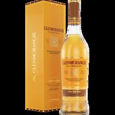 Scotch Whisky Single Malt 10 Ans D'âge Glenmorangie Original, 40°, 70cl