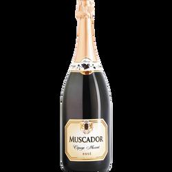 Vin mousseux rosé doux MUSCADOR, magnum de 1,5 litre