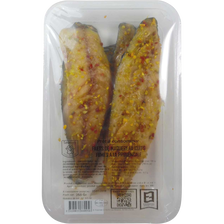 Filet maquereau, Scomber scombrus, fumé à la provençale, pêché en Atlantique Nord Est, barquette 250g