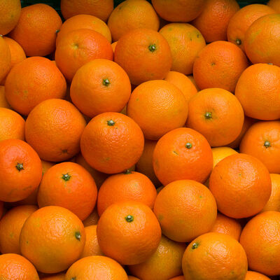 Clementine feuille de Corse - France - cat 1 - cal 1/2 -