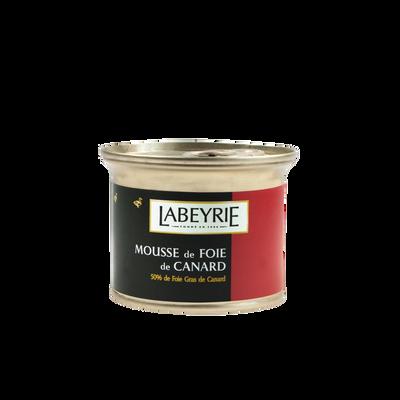 Mousse de foie gras, LABEYRIE, 150g