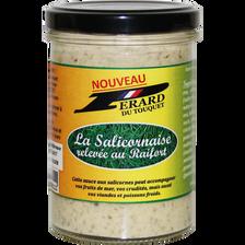 La Salicornaise relevée au Raifort, France, pot, 200g