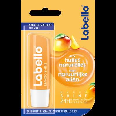 Stick pour les lèvres mango shine sous blister LABELLO, 4,8g