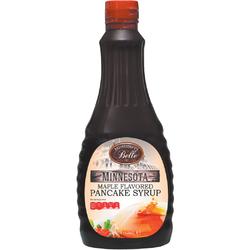 Sirop saveur d'érable pour pancake MISSISSIPPI BELLE 710g