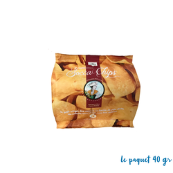 SOCCA CHIPS NATURE 40G