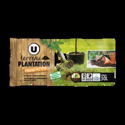 Terreau plantation U, sans tourbe, 50L