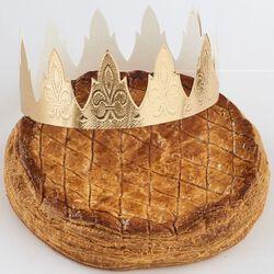 Galette des Rois pommes morceaux, 8 parts