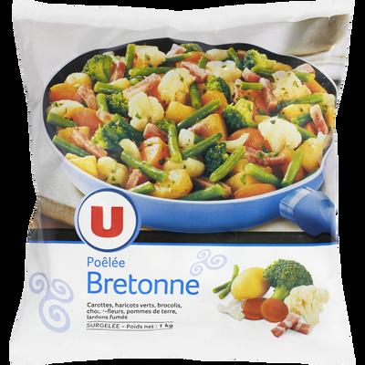 Poêlée bretonne U, 1kg