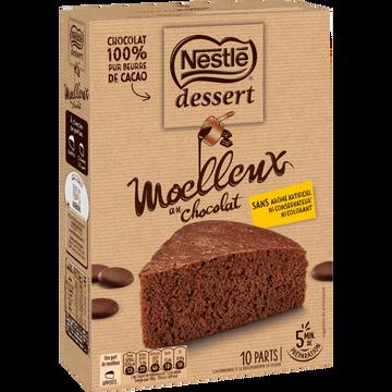 Nestlé Préparation Pour Moelleux Au Chocolat Nestle Dessert, 344g