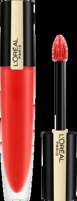 Encre à lèvres rouge signature 13 L'OREAL PARIS, blister