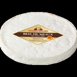 Brie de Meaux AOP au lait cru, 21%MG,