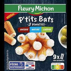 Bâtonnet gourmands surimi FLEURY MICHON x18 180g