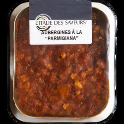 Aubergines à la parmigiana l'Italie des Saveurs 300g