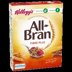 Céréales ALL BRAN Fibre Plus, 500g