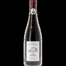 """Vin rouge Saumur Champigny AOC """"Domaine la Seigneurie"""", bouteille de 75 cl"""