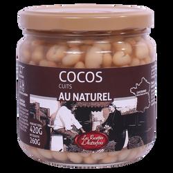 Coco au naturel recette d'autrefois GASTROMER, bocal de 260g