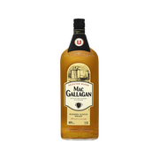 Scotch Blended Scotch Whisky 3 Ans D'âge Mas Gallagan U, 40°, 1, 5l