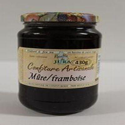 CONFITURE FRAMBOISE MURE POT DE 430G