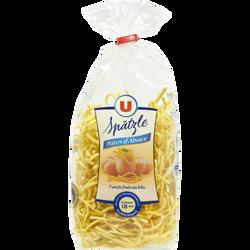 Pâtes aux oeufs Späetzle IGP d'Alsace U, sachet de 250g